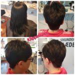 Når der skal ske en hårforandring