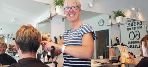 Jane Lindholm - Klippehulen Gelsted